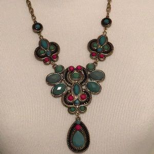 Jewelry - Fashion Statement Necklace
